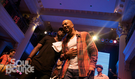 Common & Black Thought