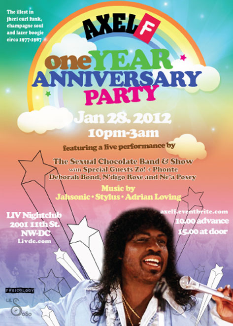 DMV Bouncers: Win Tickets To The Axel F One-Year ...
