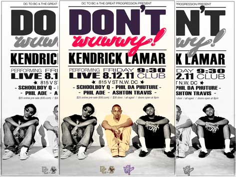 DMV Bouncers: 'Don't Wuwwy,' Kendrick Lamar & Co. Will ...